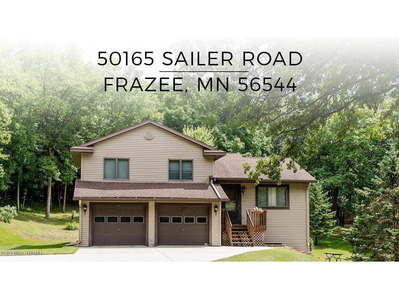 50165 Sailer Road Frazee Mn 56544 Mls 20 29519 Edina Realty