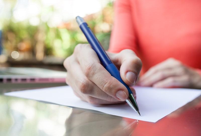 letter to home seller