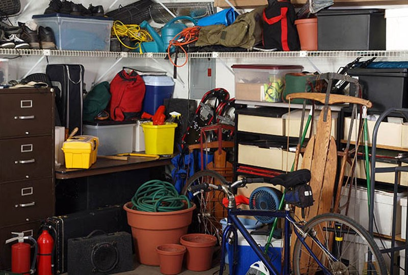 Clutter linked to depression