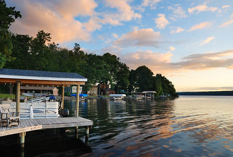 What to ask when buying waterfront property
