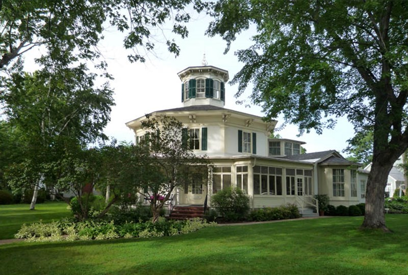 Octagon House Museum Hudson Wisconsin