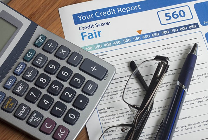 Credit score and mortgage rates