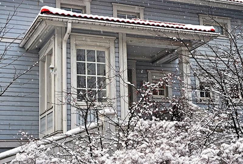 Homeownership winter blues