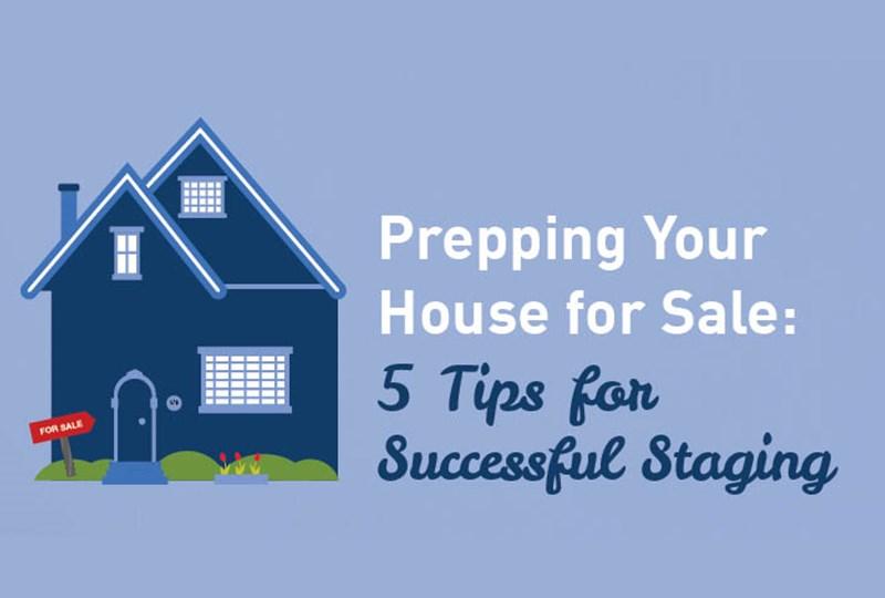 Five home seller staging tips