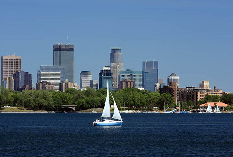 Minneapolis Aquatennial Festival city homeowners