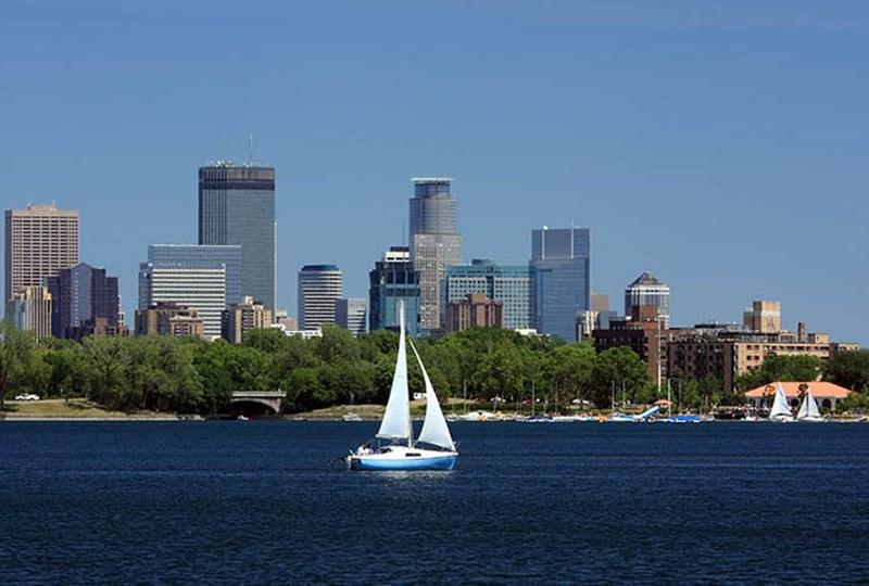 Minneapolis housing market up