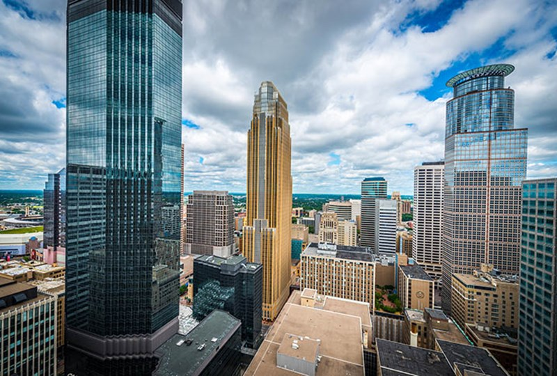 Minneapolis fastest growing city