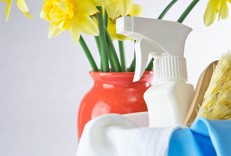 Spring home cleaning tips
