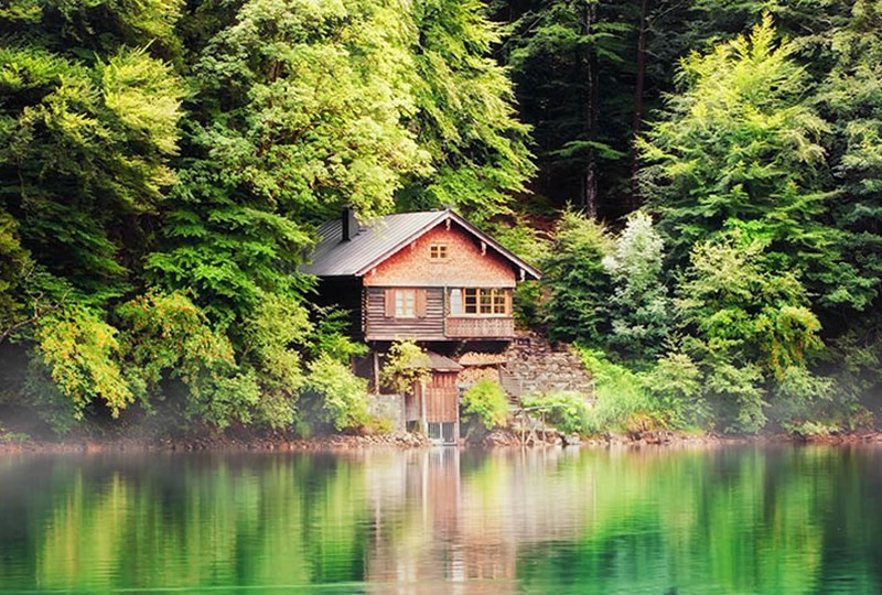 Buy a lake home or cabin tips