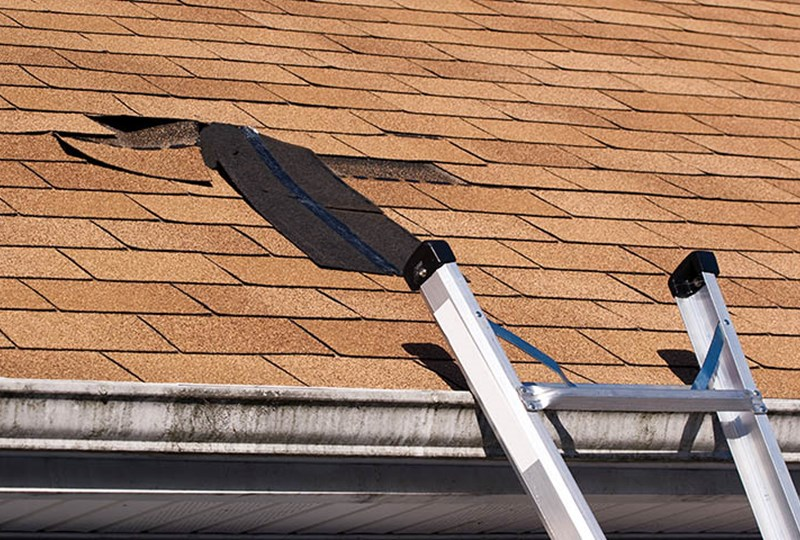 Replace your roof before selling