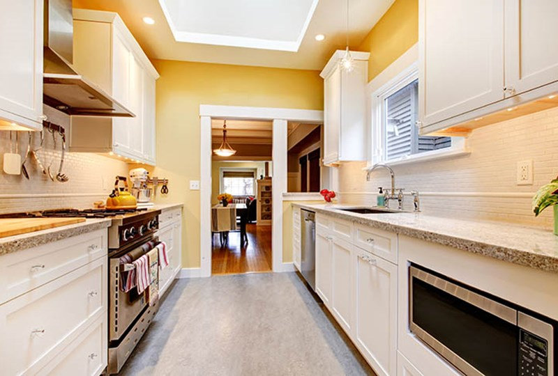 Green home building trends