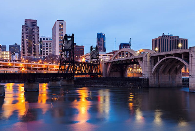St. Paul most romantic city in America