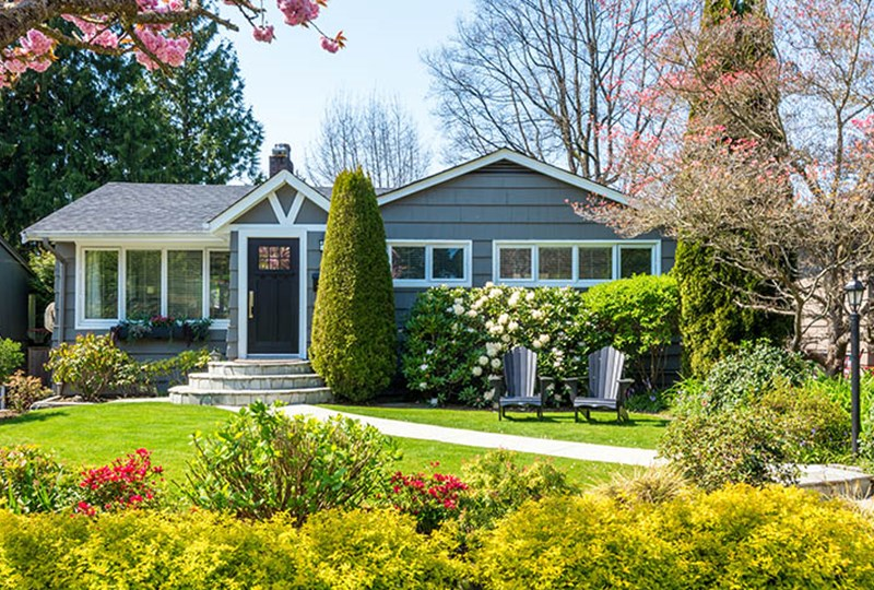 Writing a listing for home sale