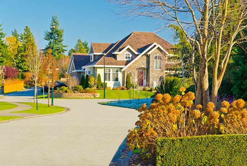 Luxury home buyer advantages