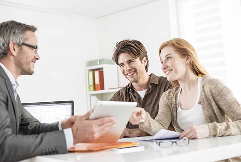 Writing a home buying offer