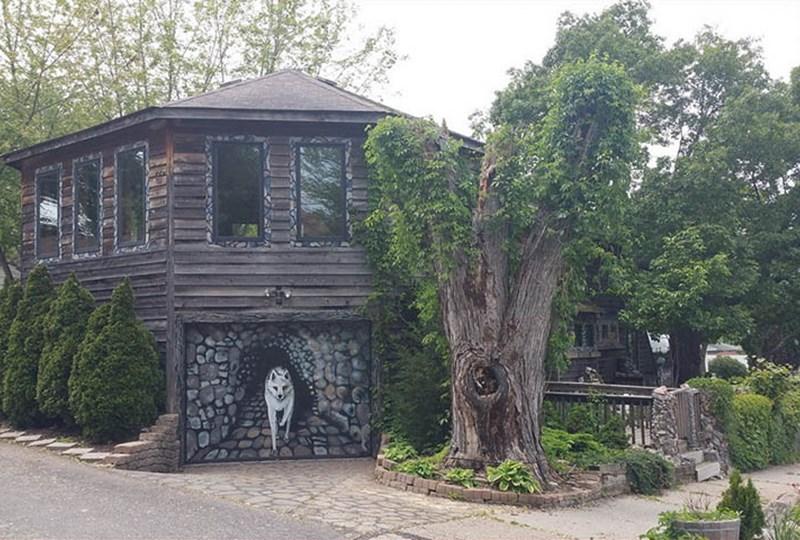 Northeast Minneapolis artist home