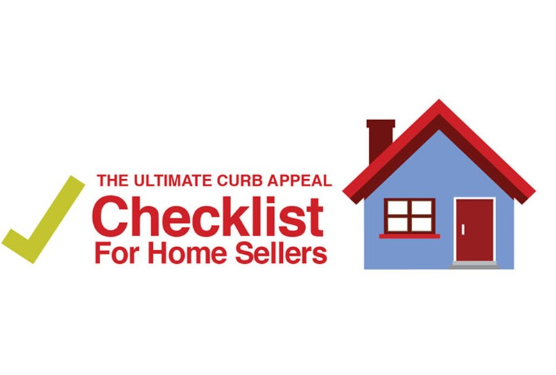 Curb appeal seller's checklist