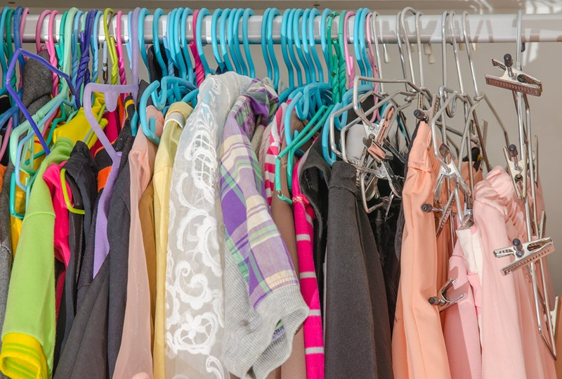 the problem with clutter