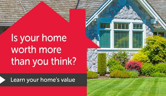 Learn your home's value