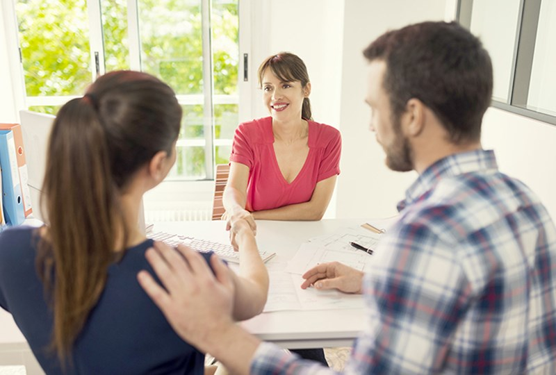 first-time buyer questions real estate agent
