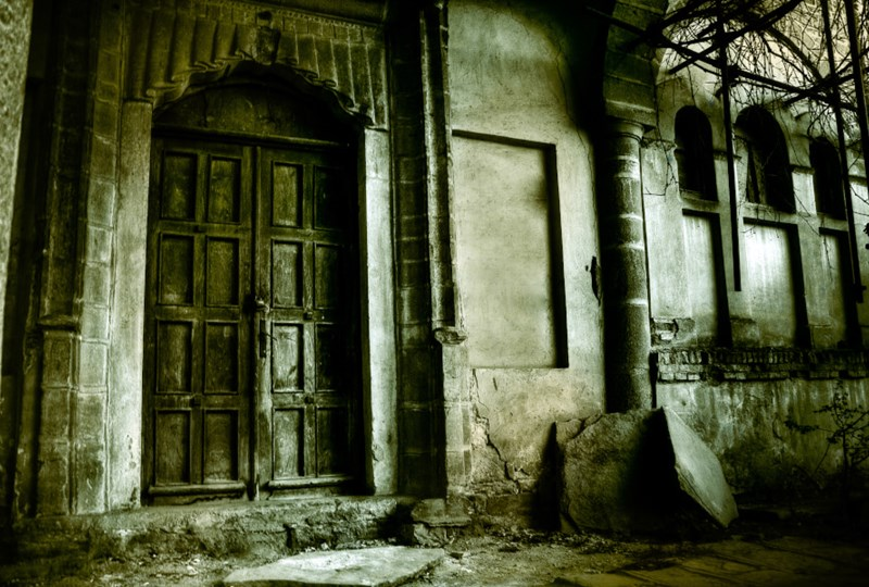 Haunted houses in Minnesota and western Wisconsin