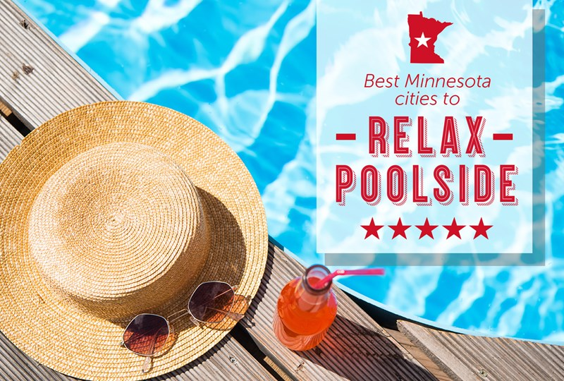 Best cities in Minnesota to buy a home with a pool