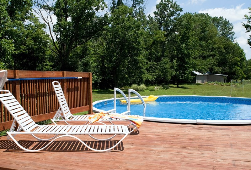 Want to add a pool to your backyard? Five things to consider