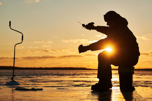 Best ice fishing lakes in Minnesota