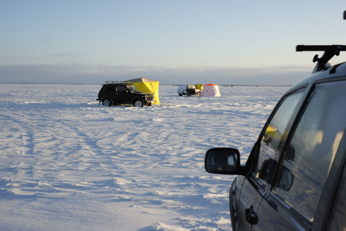 Best lakes for ice fishing in central Minnesota