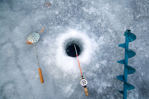 Best lakes for ice fishing in the Twin Cities