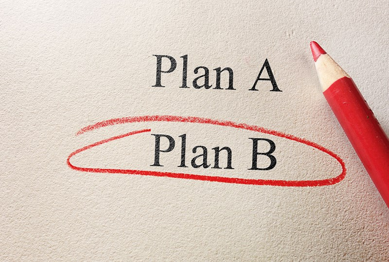Why sellers need a Plan B
